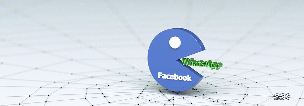 Facebook absorbe WhatsApp pour 17 milliards
