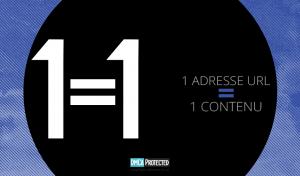 Une URL pour un contenu